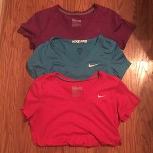Nike Workout Top Bundle